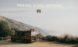 Vivid Presets - TRAVEL II COLLECTION ACR(Photoshop) Presets