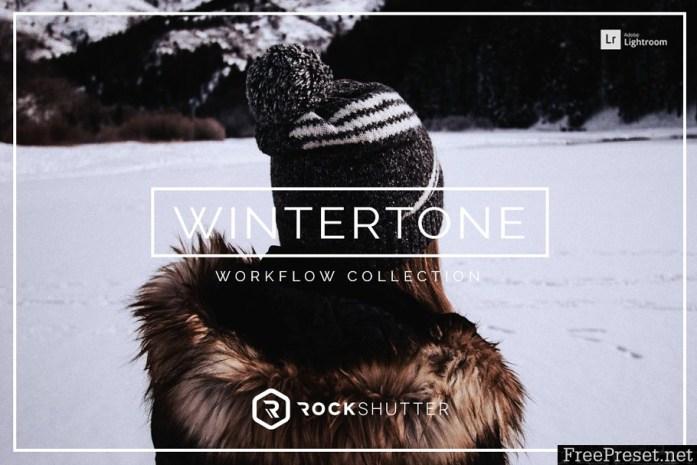 Wintertone Lightroom Presets - CM 522345