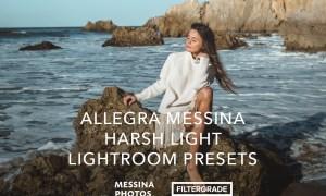 Allegra Messina Harsh Light Lightroom Presets