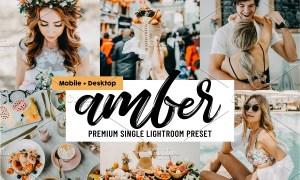 Amber Lightroom Preset 2324766