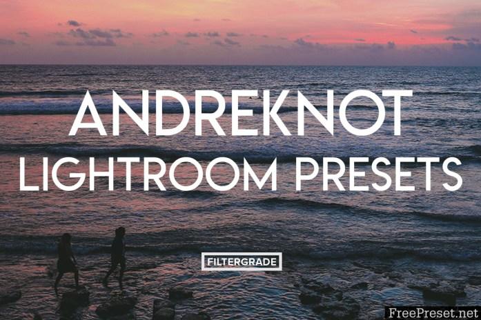 Andreknot Lightroom Presets
