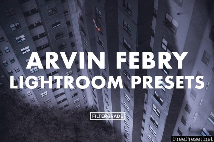 Arvin Febry Lightroom Presets