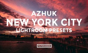 Azhuk New York City Lightroom Presets