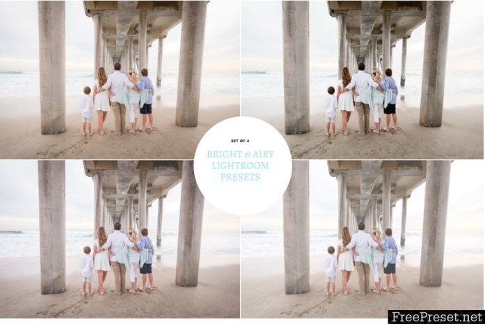Bright and Airy Lightroom Presets 2359800