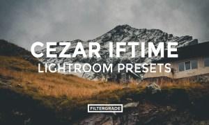 Cezar Iftime Lightroom Presets