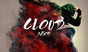 Cloud Photoshop Action -  889ANA