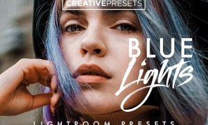 Cool Blue Lightroom Presets X3A6A7