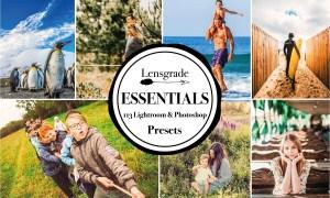 Essentials Lightroom & ACR Presets 2403554