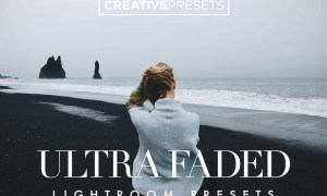 Faded Lightroom Presets 76AJTR
