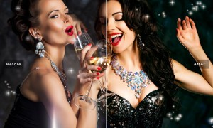 Glamour Photography Photoshop Actions ETEDPF