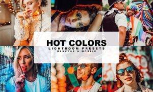 Hot Colors Presets 3711999