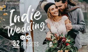 Indie Wedding Presets for Lightroom & ACR M9HSEE