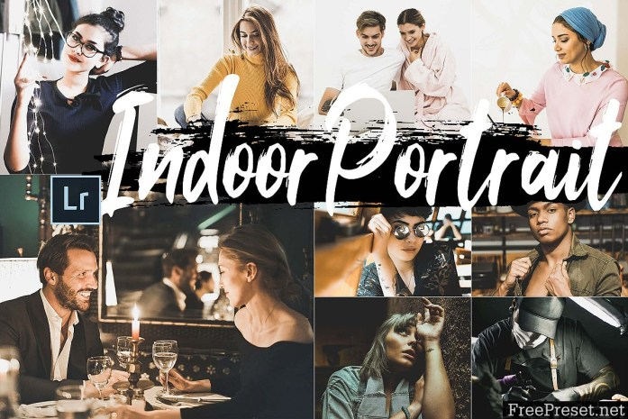 Indoor Portrait Desktop Lightroom Preset 1293113