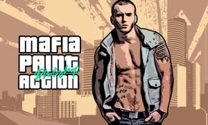 Mafia Painting Art CS6 & CC+ Photoshop Action HXMFFA