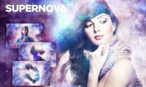 Supernova CS4+ Photoshop Action 7B5AVZ2