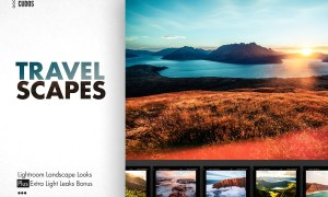 TRAVEL SCAPES LR Landscape Looks 3743607