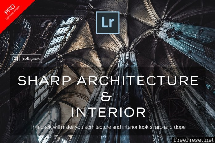Architecture Lightroom Presets 2167115