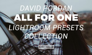 David Pordan All for One Lightroom Presets Collection