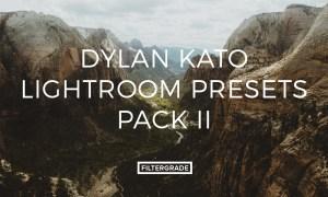 Dylan Kato II Lightroom Presets