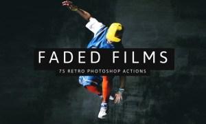 Faded Films - 75 Film & Retro Effects