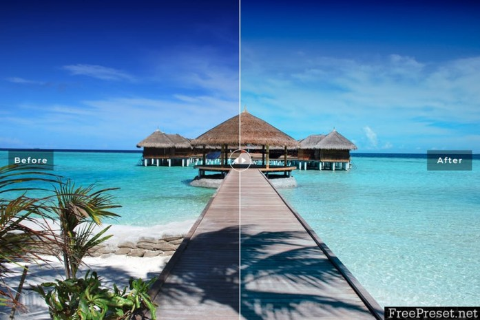 Hawaii Mobile & Desktop Lightroom Presets
