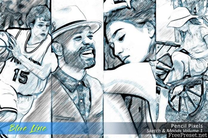 InkyDeals Mood Effects Photoshop Scripts Bundle- Vol 1 & Vol 2