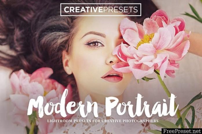 Modern Portrait Lightroom Presets PSALVA