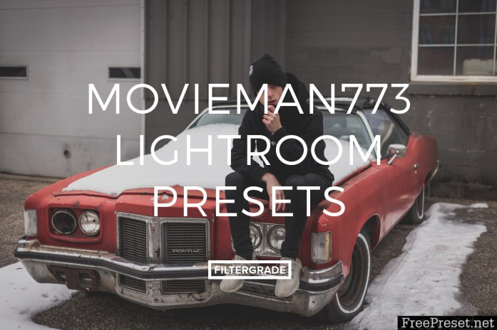 Movieman773 Lightroom Presets
