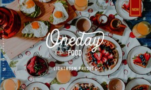 Oneday : Food Lightroom presets 2229600
