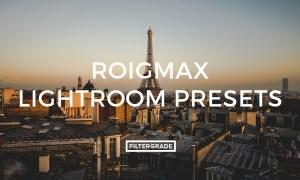 Roigmax Lightroom Presets