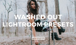 Washed Out Lightroom Presets by Elijah Swopes