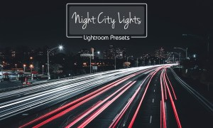 10 Lr Presets Night City Lights 2185236