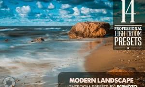 14 Modern Landscape Lightroom Presets 251608