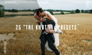 25 the Knot Lightroom Presets 1816044