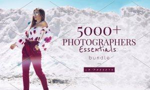 5000+ Lightroom Preset Bundle 1942750