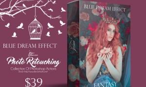 Blue Dream - Lightroom Presets 1756912