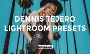 Dennis Tejero Lightroom Presets