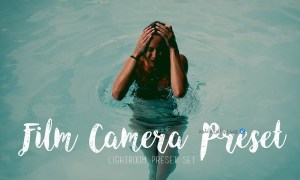 FADED FILM CAMERA LIGHTROOM PRESET 2083547