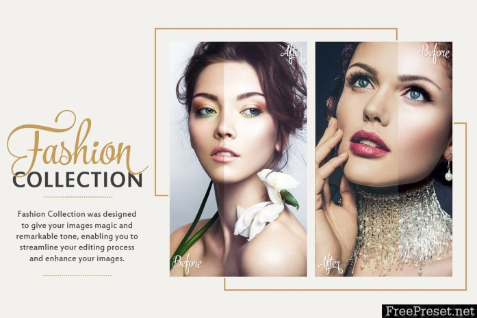 Fashion Lightroom Presets Collection 123346
