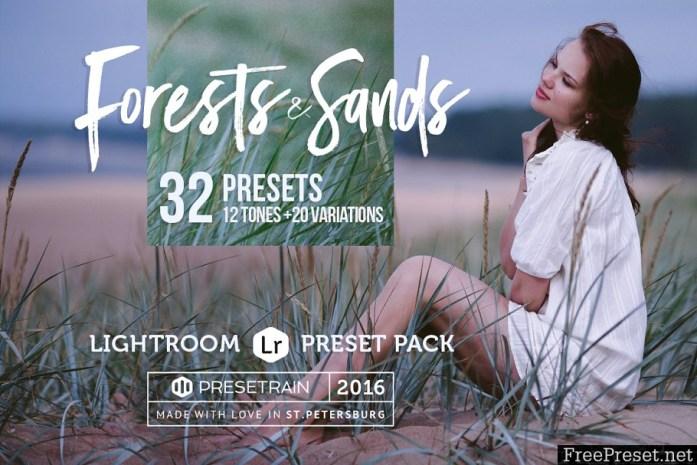 Forests & Sands Lightroom Presets 740289