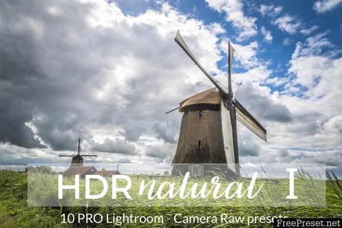 HDR Natural Lightroom - ACR Presets 1542818