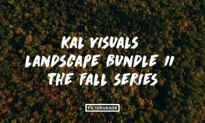 Kal Visuals Landscape Lightroom Presets II