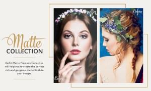 Matte Premium Lightroom Presets 104070