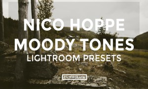 Nico Hoppe Moody Tones Lightroom Presets