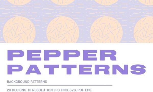 Pepper Patterns M98G8H - JPG, PDF, SVG, PNG