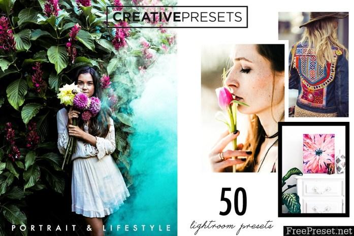 Portrait-Lifestyle Lightroom Presets 2529365