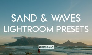 Sand & Waves Lightroom Presets
