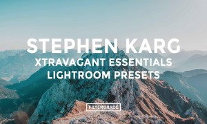 Stephan Karg XtravaganT Essentials Lightroom Presets