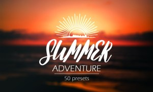 Summer Adventure - Lightroom Presets 1726124