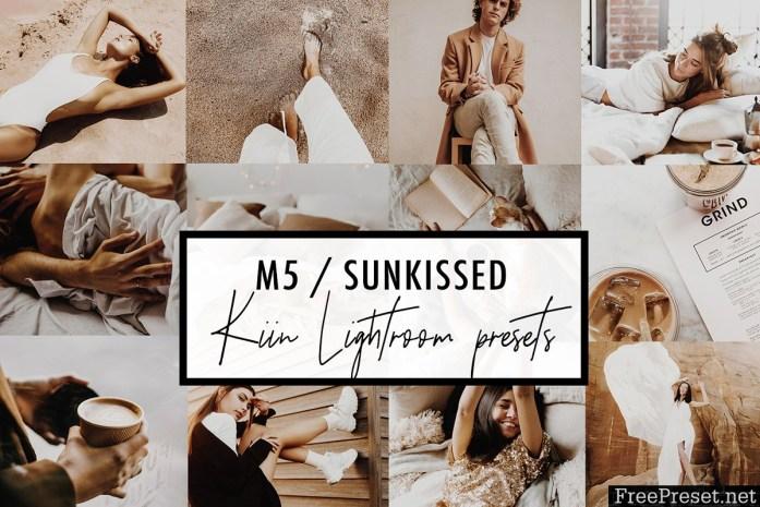 SUN-KISSED LIGHTROOM M5 PRESETS 3799711